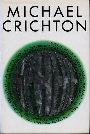 Sphere by Michael Crichton - Hardcover - First Edition 0394561104