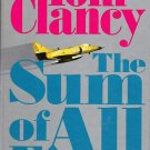 The Sum of All Fears - Tom Clancy - As New HC 0399136150