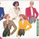 Uncut Butterick Pattern 4520 Ladies Jacket Sizes 12 14 16