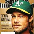Sports Illustrated - Unread - Sept 26 2011 - Brad Pitt - Moneyball