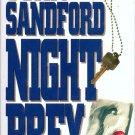 Night Prey by John Sandford Hardcover Book 0399139141