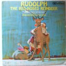 Rudolph The Red-Nosed Reindeer lp - Various Artists cal 1068