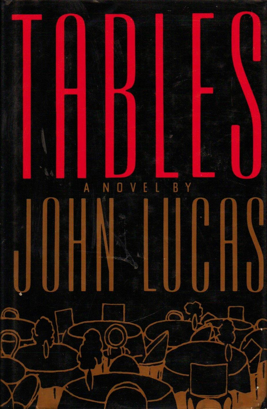 Tables - John Lucas - Hardcopy 0316535192