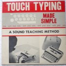 Touch Typing Made Simple lp