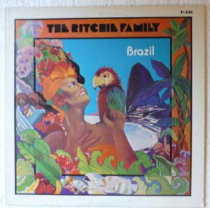 Brazil - The Ritchie Family lp t-498