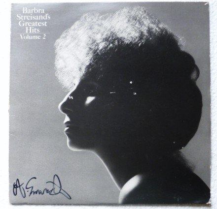 Barbara Streisands Greatest Hits Volume II -  fc 35679