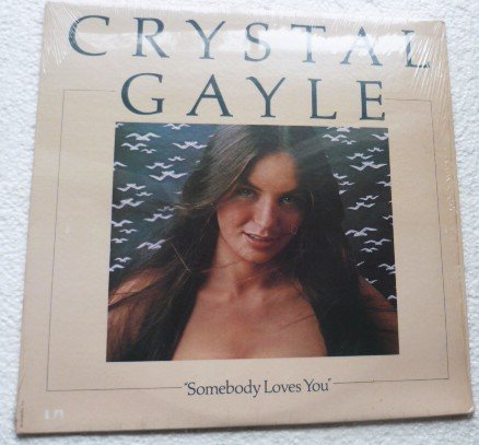 Somebody Loves You lp - Crystal Gayle r144039