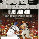 Sports Illustrated Mag - Unread - October 31 2011 - Texas Rangers Torrealba - Cardinals Jon Jay