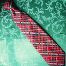 Grants Menswear Necktie by Snapper - Vintage Red Black and White