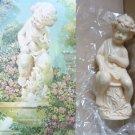 Avon Florentine Cherub Fragrant Seasons Decorative Pomander NIB Vintage
