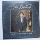 Im Glad Youre Here with Me Tonight lp - Neil Diamond jc34990