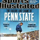 Sports Illustrated Mag - Unread - Nov 21 2011 - Special Report Penn State Shame