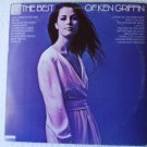 The Best of Ken Griffin Double lp Gatefold rl30583 NM-