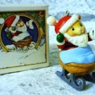 Avon Melvin P Merrymouse Keepsake 1983 Holiday Ornament