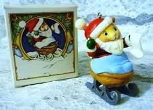 Avon Melvin P Merrymouse Keepsake 1983 Holiday Ornament