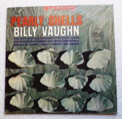 Pearly Shells lp - Billy Vaughn dlp25605