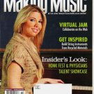 Making Music Magazine Jan Feb 2012 Unread - Cymbals Home Recorders