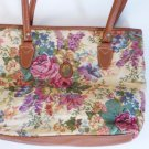 Pacific Connections Tapestry Pocketbook Purse Satchel