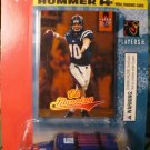 2004 Fleer Ultra NFL Football Card Eli Manning and Hummer Sealed 1:64