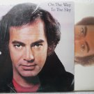 On The Way To The Sky lp by Neil Diamond tc 37628 One Owner