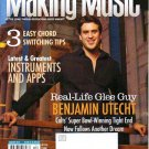 Making Music Magazine Mar April 2012 Unread - Ben Utecht
