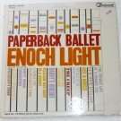 Paperback Ballet lp - Enoch Light rs 805 sd