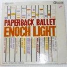 Paperback Ballet lp - Enoch Light rs 805 sd
