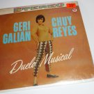 Duelo Musical lp - Geri Galian and Chuy Reyes cd1003