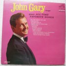 John Gary Sings Your All Time Favorite Songs lp lpm-3411