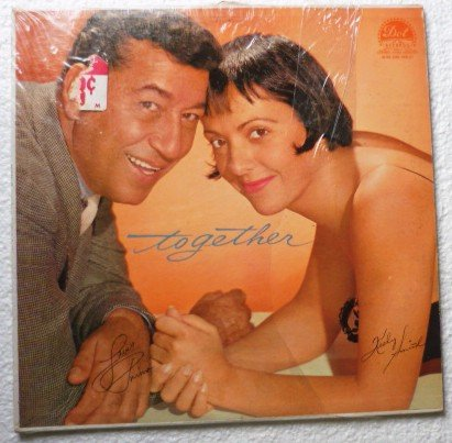 Together lp - Louis Prima and Kelly Smith dlp3263