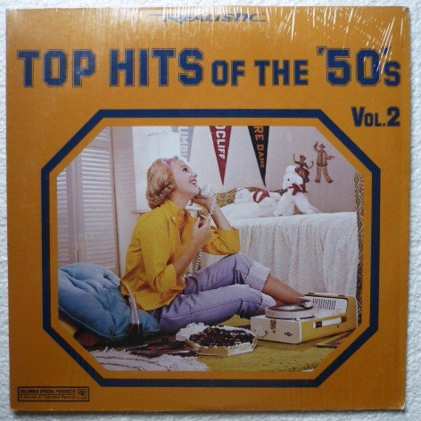 Top Hits of The 50s Vol 2 p13228 Various Artists