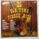 25 Old Tyme Fiddle Hits - fh-1 lp
