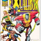 X-Men Excalibur Comic Book 101 Issue Marvel NM - September 1996