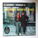 Lena Horne and Harry Belafonte - Porgy And Bess lp lso-1507 Stereo