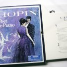 Readers Digest Chopin Poet of the Piano - Boxed Set 4 Record Album lp Set