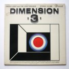 Enoch Light and The Light Brigade lp Dimension 3 - rs867sd