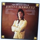 The Greatest Hits - Johnny Rodriguez lp srm-1-1078