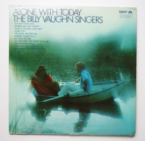 Alone with Today lp - The Billy Vaughn Singers dlp25897