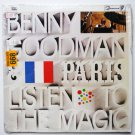 And Paris Listen to the Magic lp - Benny Goodman spc3811