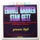 Groovin High lp - Erroll Garner Stan Getz and Others cst584
