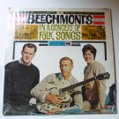 The Beechmonts lp in a Concert of Folk Songs mvm125