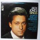 Jack Jones Sings A Day In The Life Of A Fool LP Album ks-3500