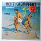 Bert Kaempfert and His Orchestra lp Living It Up dl4374