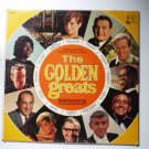 The Golden Greats lp - Various Artists csp291