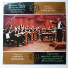 Moscow Radio Russian Folk Instruments Orchestra lp Conductor: V Fedoseyev c-10737-8