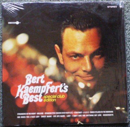 Bert Kaempferts Best special club edition lp dl 734485