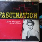 Fascination lp - Jane Morgan and the Troubadors ks3017