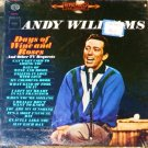 Andy Williams - Days Of Wine And Roses & Other TV Requests lp cs8815