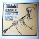 Rumpus On Rampart St. lp - Edmund Hall mvm124