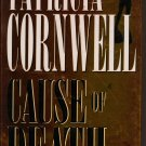 Cause of Death - Patricia Cornwell 0399141464